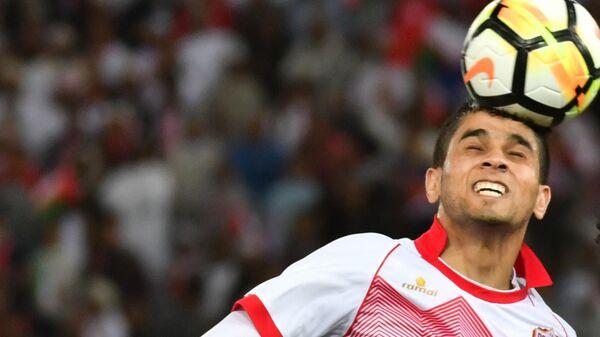 Игрок сборной Бахрейна Сайед Бакер