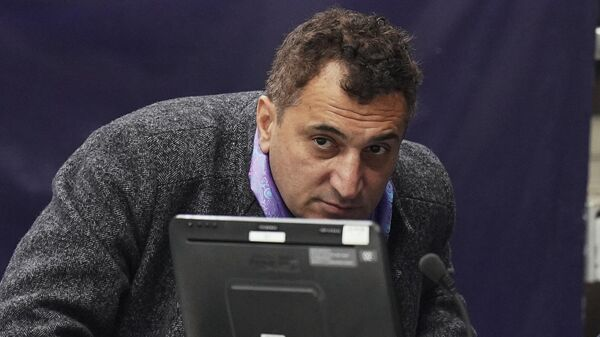 Спортивный агент Ари Закарян
