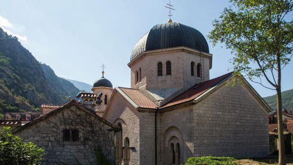 Церковь Святого Николая в городе Котор, Черногория