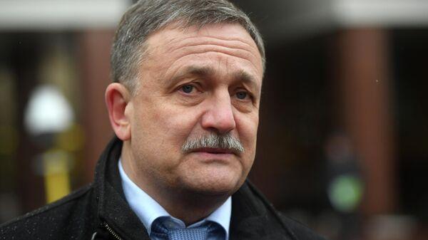 Первый заместитель руководителя ФТС России Руслан Давыдов