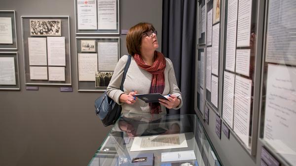 На выставке о Маленкове представлено около 300 документов
