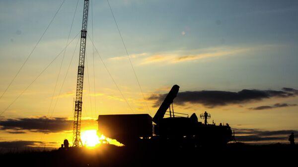 Зенитные ракетные комплексы С-300 Фаворит