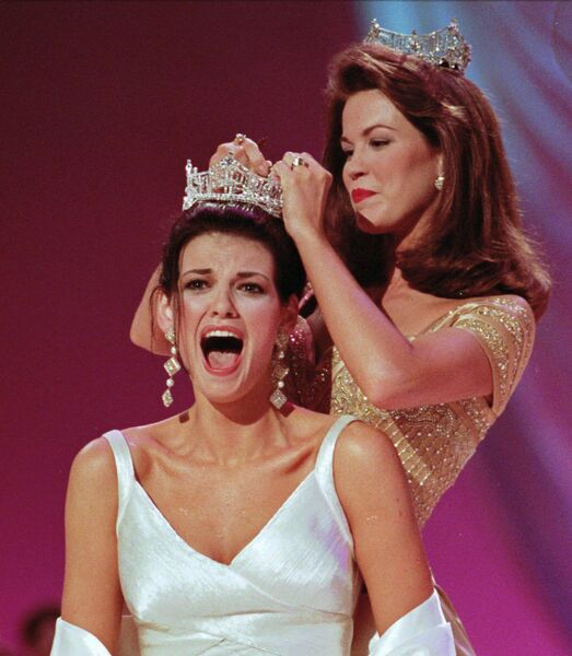 Мисс Америка 1998 Кэтрин Шиндл