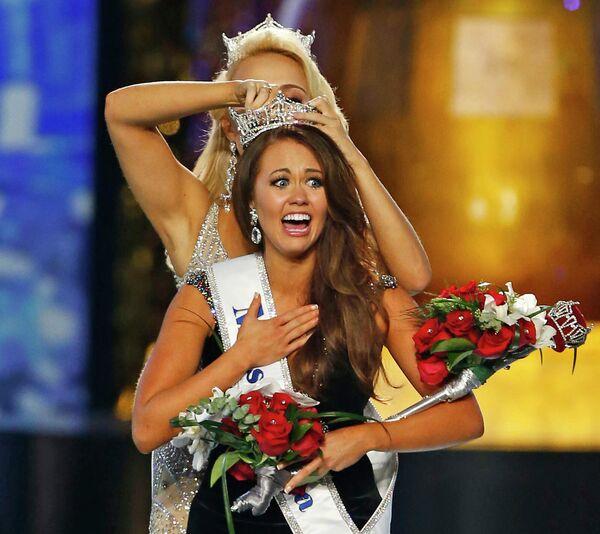Мисс Америка 2018 Кара Манд