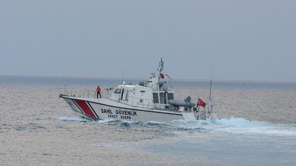 Турецкая береговая охрана