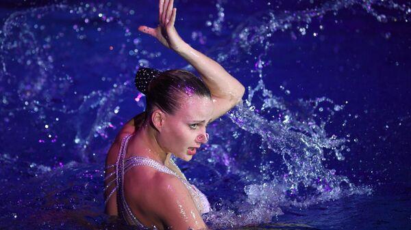 Шоу олимпийских чемпионов по синхронному плаванию 20 лет побед