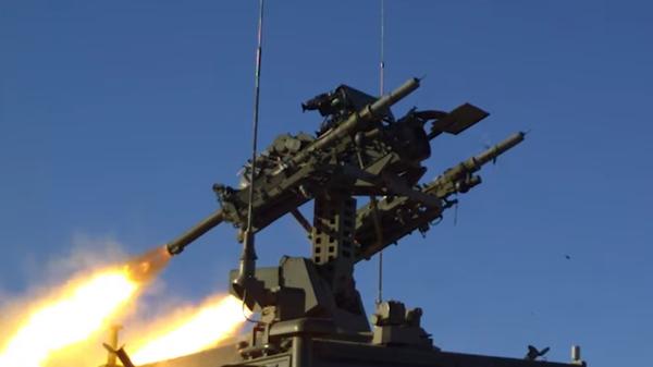 Испытания комплекса ПВО Гибка-С