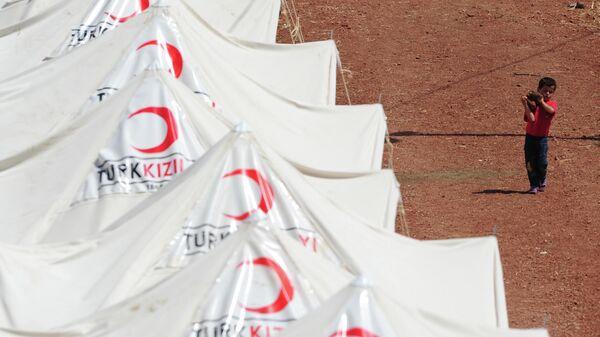 Лагерь Турецкого Красного Полумесяца
