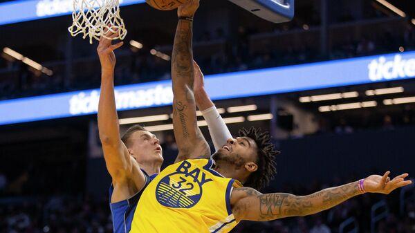 Матч НБА Даллас Мэверикс - Голден Стейт Уорриорз