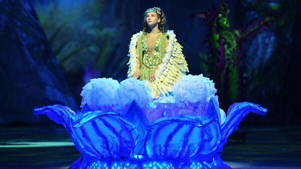 Ледовое шоу Спящая красавица. Легенда двух королевств в Москве