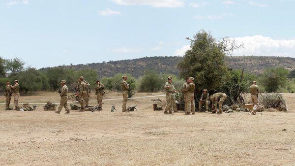 Военная база Великобритании в Кении