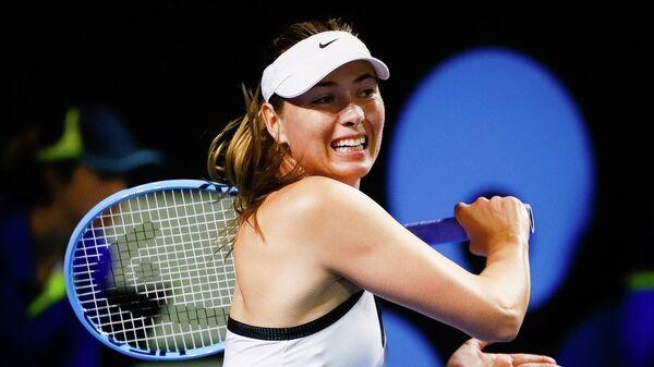 Теннисистка Мария Шарапова (Россия)
