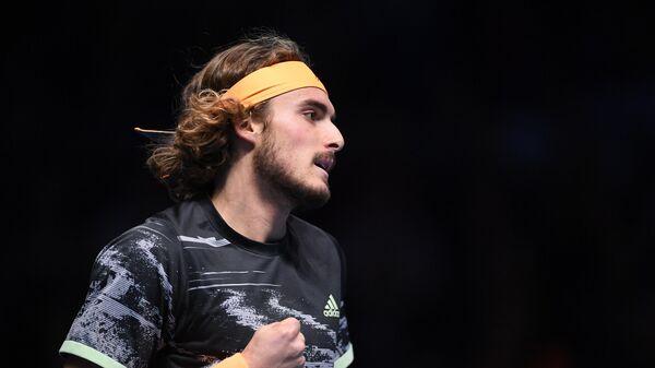Теннисист Стефанос Циципас