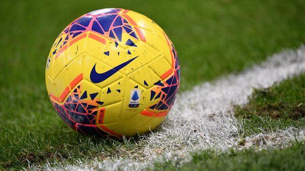 Официальный мяч чемпионата Италии по футболу