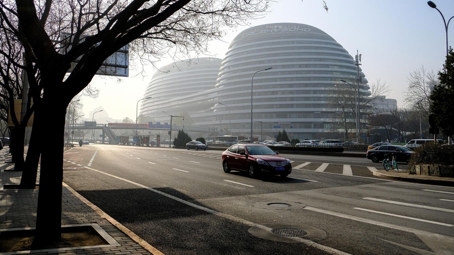 В Пекине началось тестирование беспилотных транспортных средств доставки