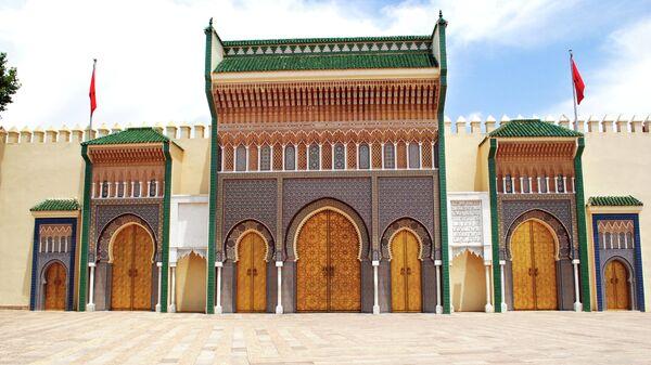 Королевский дворец Марокко