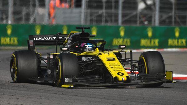 Автоспорт. Формула 1. ВТБ Гран-при России. Гонка