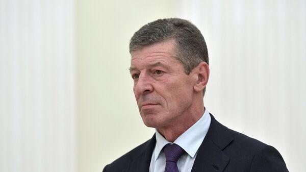 """Козак сравнил Киев на переговорах по Донбассу с """"петляющим зайцем"""""""