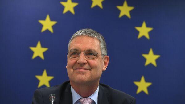 Посол Европейского Союза в РФ Маркус Эдерер