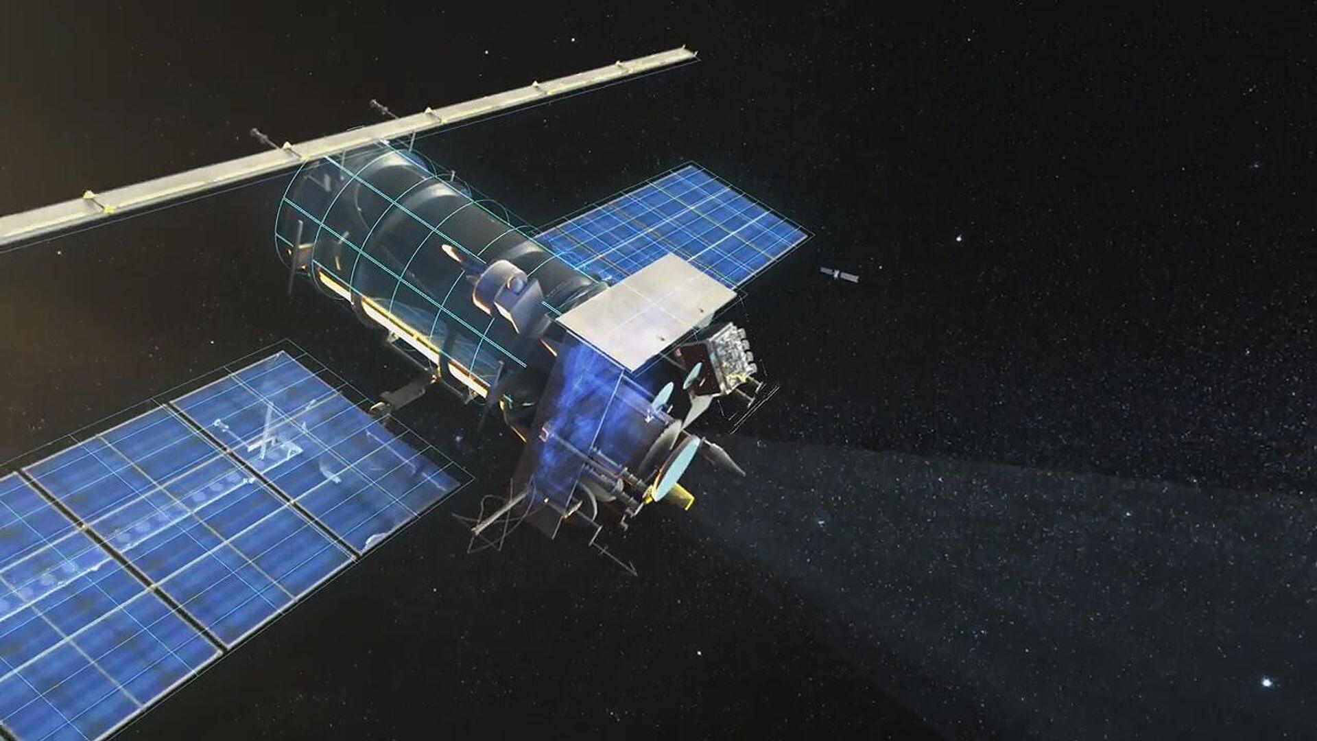 """Потерявший ориентацию метеоспутник """"Метеор-М"""" выведен из работы"""