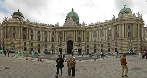 Императорский дворец Ховбург