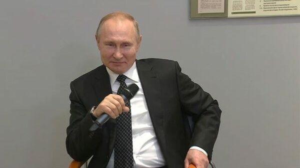 Владимир Путин пообещал выделить ветеранам по 75000 рублей