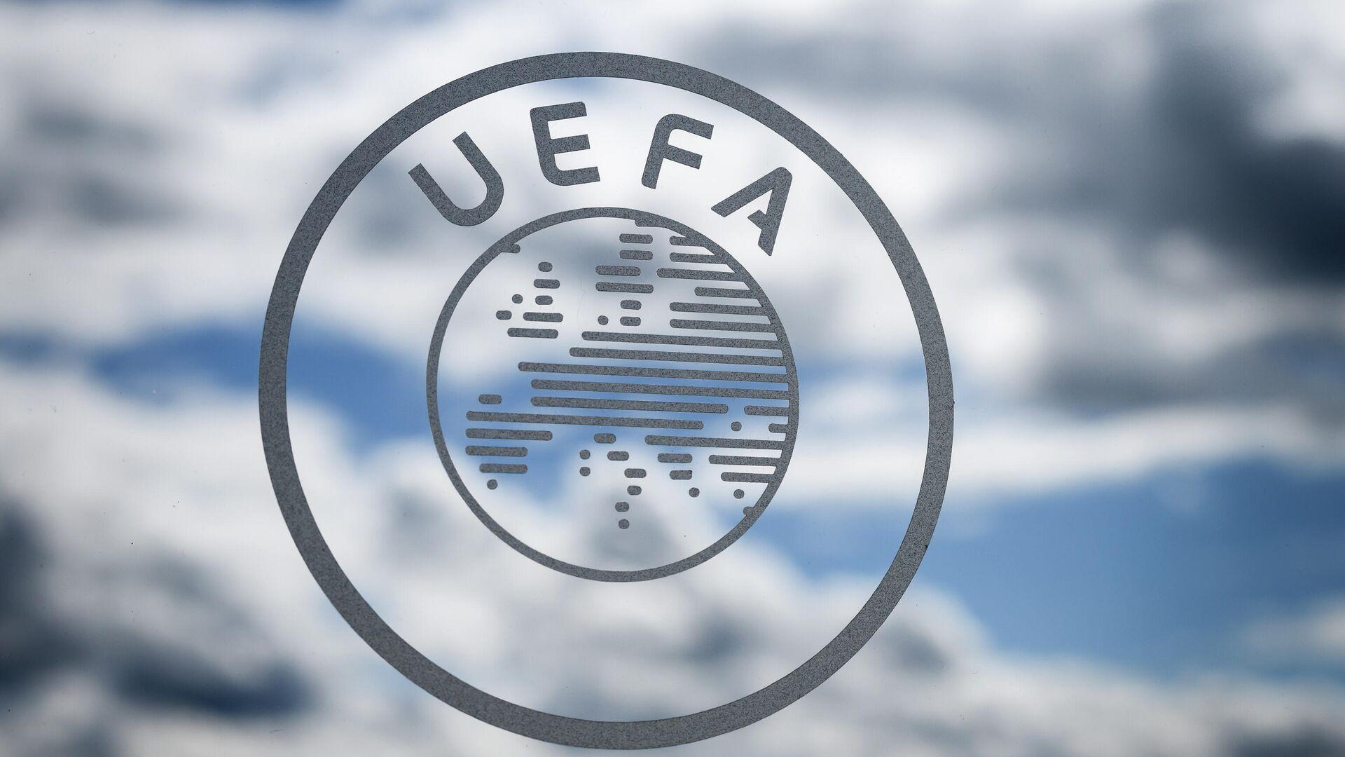 Логотип УЕФА - РИА Новости, 1920, 30.04.2020