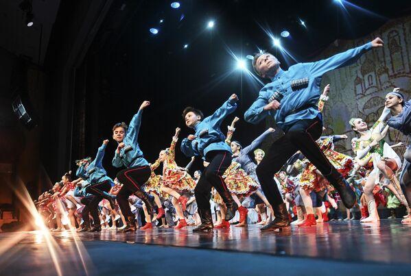 Конкурс детского танца Весна священная