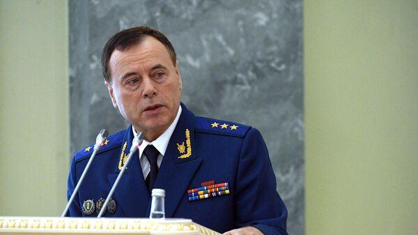 Первый заместитель генерального прокурора России Александр Буксман