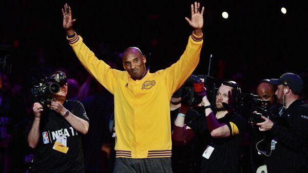 Пятикратный чемпиона НБА Кобе Брайант