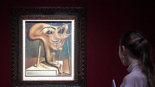 Выставка Сальвадор Дали. Магическое искусство