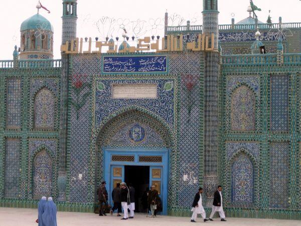Президентские и провинциальные выборы начались в Афганистане