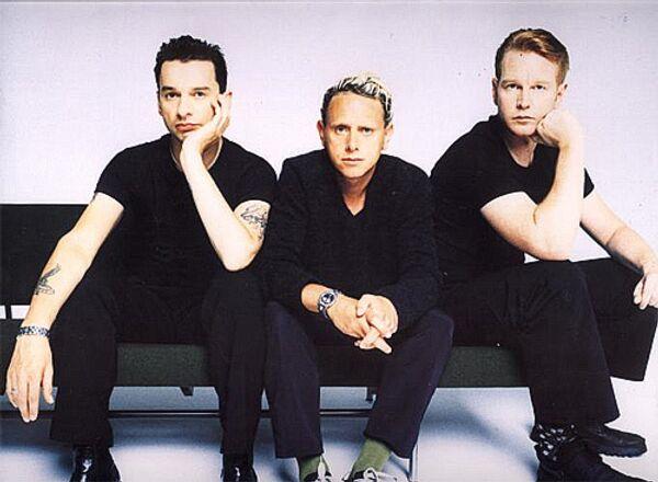 Группа Depeche Mode