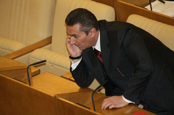 Дополнительное заседание Государственной Думы РФ