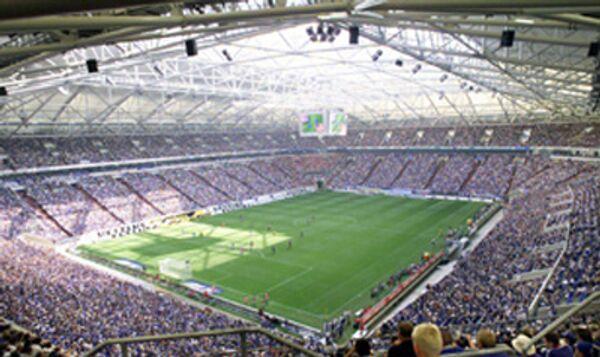 Стадион команды Шальке