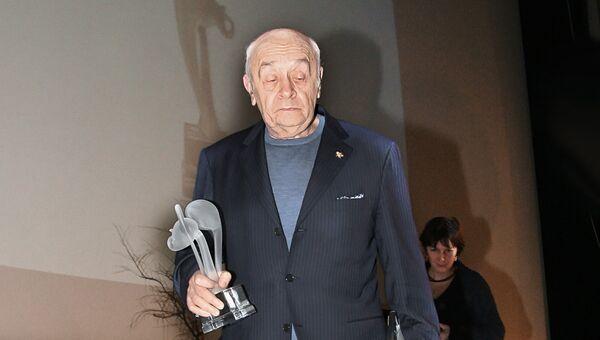 Вручение Национальной премии кинокритики и кинопрессы Белый слон
