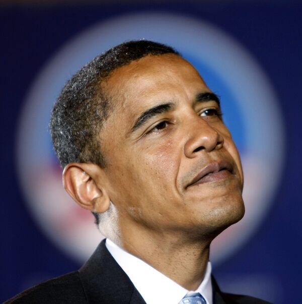 Обама проведет третью крупную пресс-конференцию с начала президентства