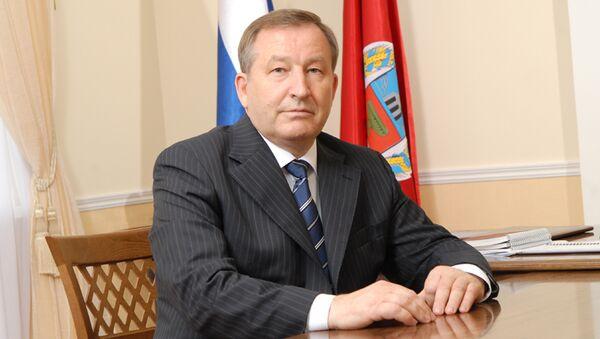 губернатор Алтайского края Карлин