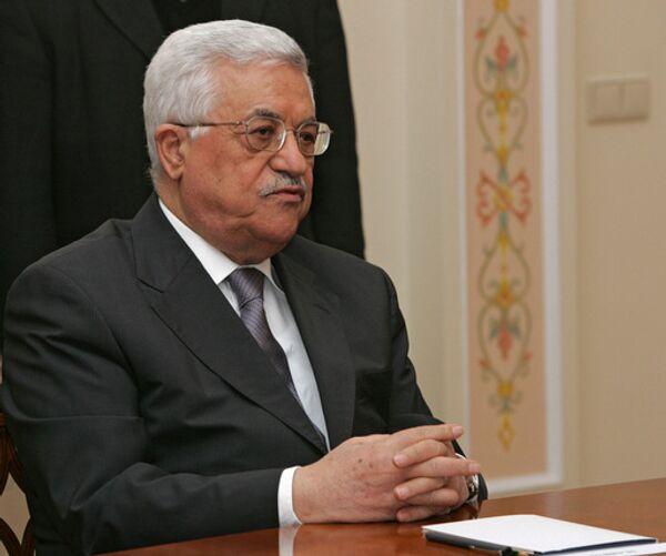 Махмуд Аббас отказался переизбираться на пост главы ПНА