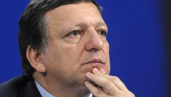 Госдеп поздравил Баррозу с переизбранием на пост главы Еврокомиссии