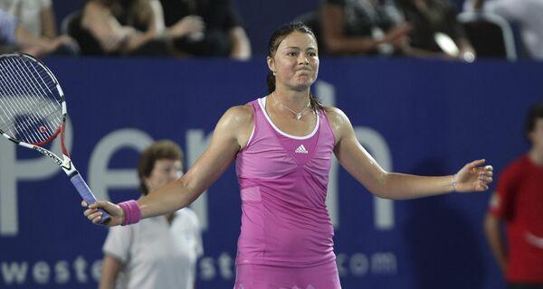 Динара Сафина разочарована поражением от Доминики Цибулковой в финале Кубка Хопмана