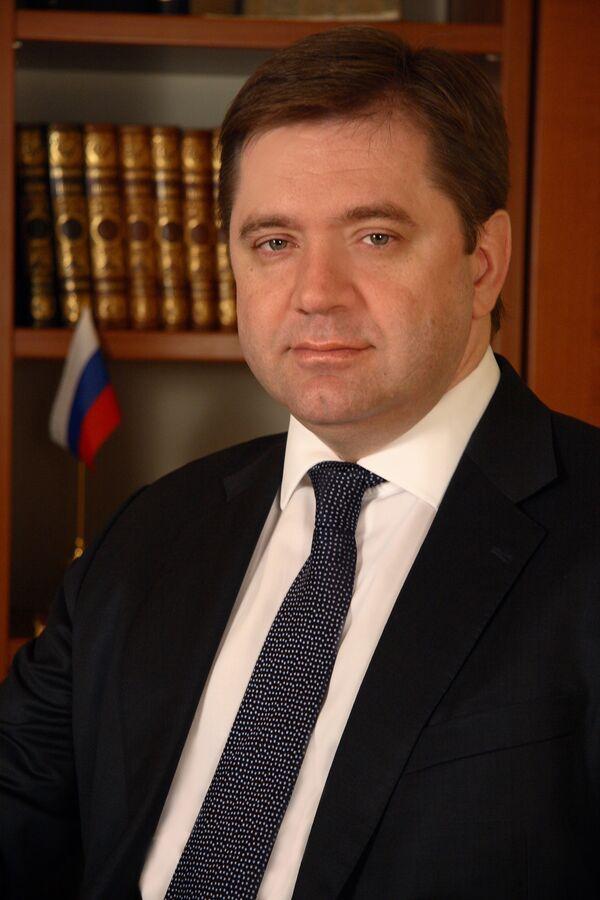 Глава Минэнерго РФ Сергей Шматко