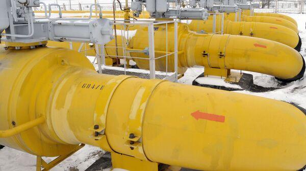 Газоизмерительная станция Писаревского линейно-производственного управления магистральных газопроводов,