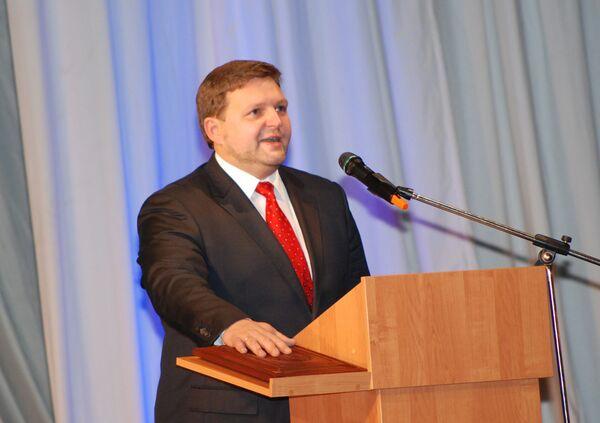 Церемония инаугурации нового губернатора Кировской области Никиты Белых