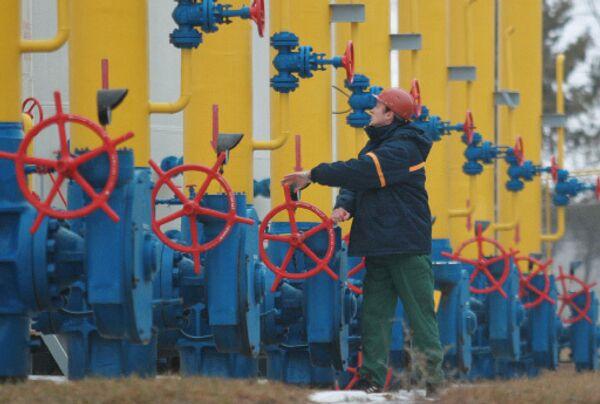 Во время газового кризиса в Болгарии были введены ограничения на потребление газа