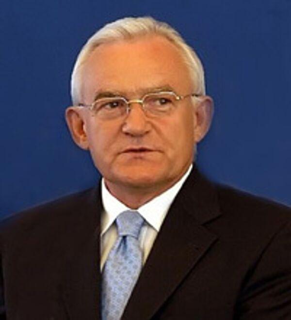Экс-премьер Польши Лешек Миллер