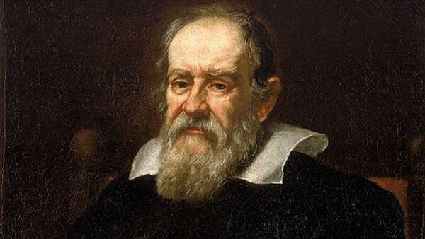 Портрет Галилео Галилея кисти Юстуса Сустерманса
