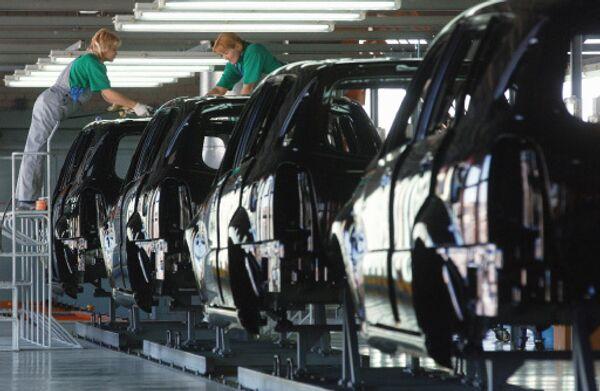 Автомобильный завод