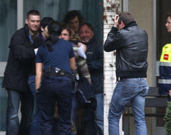 Массовое убийство в детском саду в Бельгии