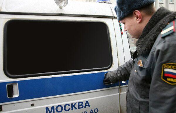Милиция устанавливает обстоятельства произошедшего